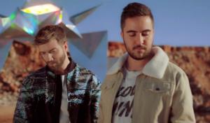 Pablo Alborán y Beret suman sus talentos en el videoclip de 'Sueño'
