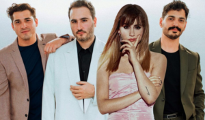 Aitana Ocaña 'Enemigos', su próximo single con Reik