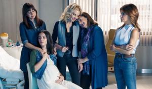 'Madres', una serie hecha y protagonizada por mujeres