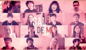 Los concursantes de Operación Triunfo 2020 publican su canción grupal 'Sal de mí'