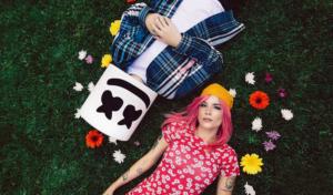 Halsey y Marshmello colaboran para crear 'Be Kind'