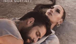 India Martínez homenajea la Semana santa con 'La Saeta'