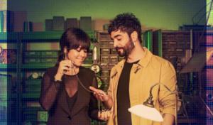 Marazu presenta una nueva versión de 'Miedo' a dúo con Vanesa Martín