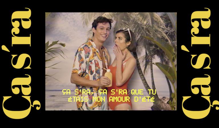 'Ça´s ra Ça´s ra', la versión en francés del single de Alba Messa 'Será será' ya tiene videoclip