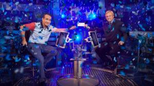 Matthew Macfadyen y Michael Sheen en Quiz