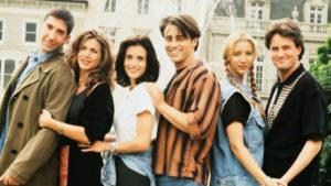 Friends, la serie que nunca pasará de moda