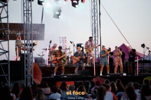 Doctor Prats pone a Barcelona en pie en el Festival Cruïlla XXS