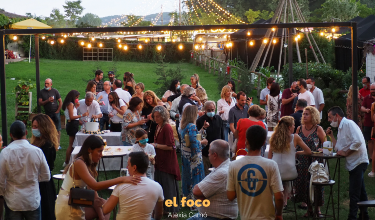 'La Santa Market' inaugura su 4ª edición con buena comida, buena música y buen ambiente