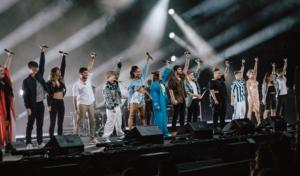 Arranca 'OT 2020: Diselo A La Vida': una noche inolvidable