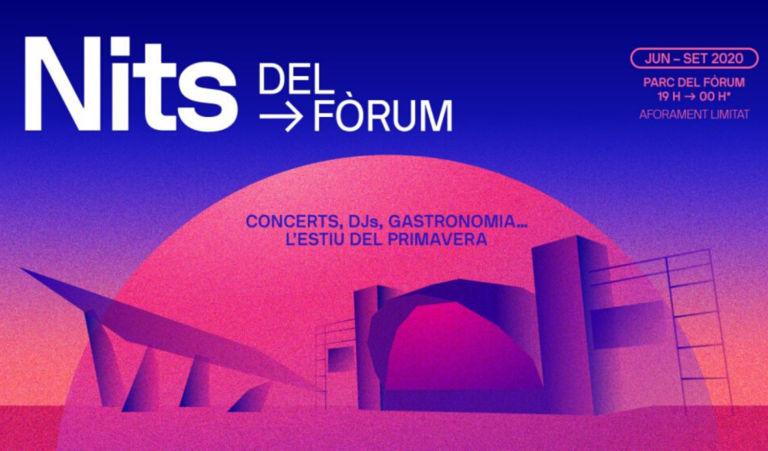 'Nits del Fòrum', el ciclo de conciertos que necesitas este verano