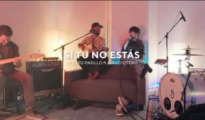 El «buenrrollismo» de Efecto Pasillo y David Otero en 'Si Tú No Estás'