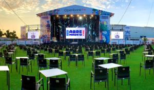 IFEMA vuelve a abrir sus puerta con el festival 'Abre Madrid'