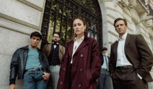 'Jaguar', el reencuentro laboral de Blanca Suárez y Óscar Casas