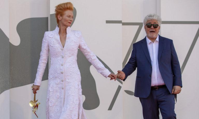 Los looks más deslumbrantes del Festival de Cine de Venecia 2020