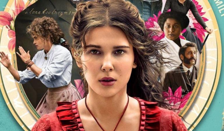 'Enola Holmes', la nueva película de Millie Bobby Brown que triunfa en Netflix