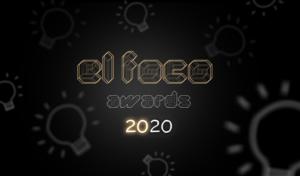 Premios El Foco Awards 2020: ¡Una gala en streaming que no puedes perderte!