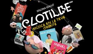Miki Núñez, Sara Roy, Suu, Els Amics de les Arts y Manel juntos en el cartel del 'Clotilde Fest'
