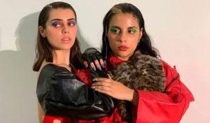 Paula Cendejas y Girl Ultra se unen en 'Ojos Negros'
