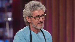 David Fernández, el primer expulsado de la 5ª edición de 'MasterChef Celebrity'