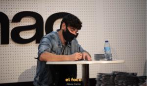 Cepeda firma «Con los pies en el suelo» en Barcelona #FirmasCLPEES