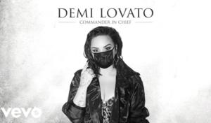 Demi Lovato publica 'Commander In Chief'