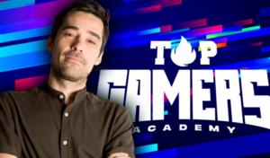Jordi Cruz se estrena este domingo en 'Top Gamers Academy'