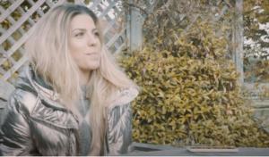 Miriam Rodríguez nos deja ver cómo se hizo su segundo disco