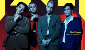 The Vamps publican hoy su nuevo disco 'Cherry Blossom'