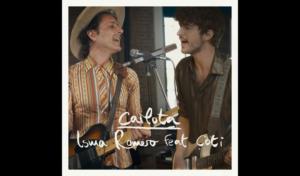 Isma Romero y Coti cantan a 'Carlota'