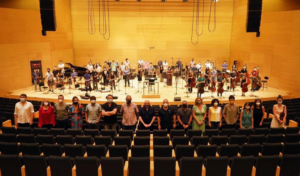 'Emociónate con la SCCC: 25 Años de Música Global', aplazado para junio de 2021