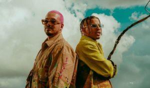 Rauw Alejandro estrena el explosivo single y videoclip 'De Cora <3' junto a J Balvin