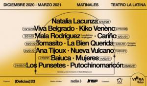 Madrid Brillante, el nuevo festival de música en tiempos de COVID
