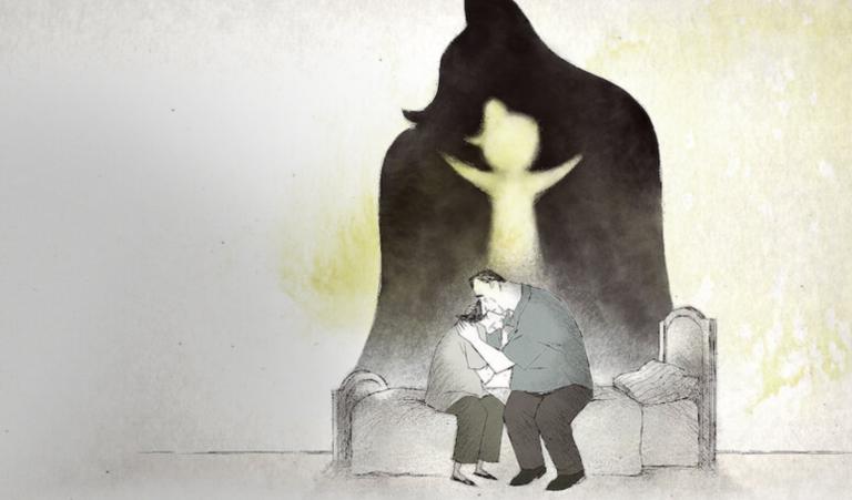 'Si me pasara algo, os quiero', doloroso retrato sobre la pérdida