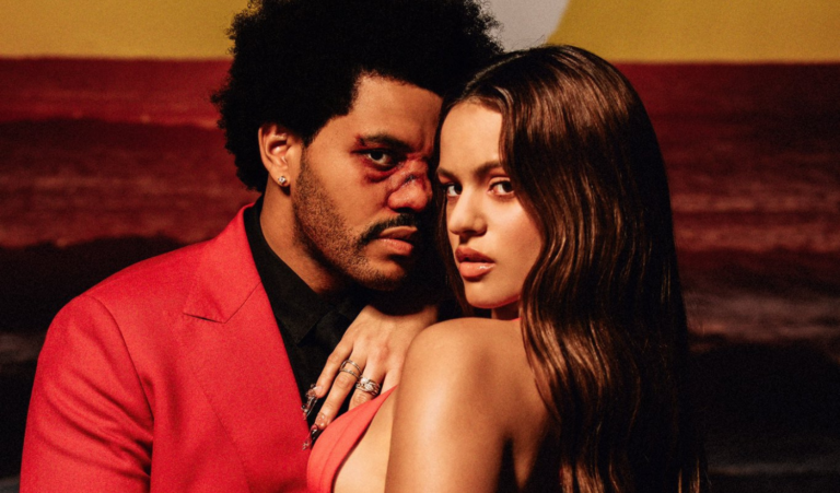 Rosalía y The Weeknd lanzan el remix de la canción del año