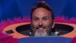 Mask Singer: Fernando Tejero es «un Monstruo»