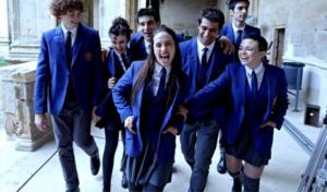 'Corre', el single de Natalia Lacunza para El Internado: Las Cumbres
