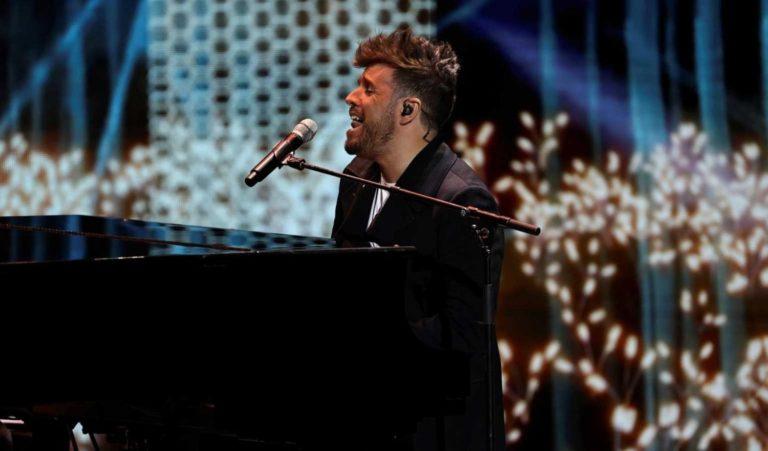 """Pablo López: """"En un momento del show, el público decidirá lo que quiere que cante"""""""