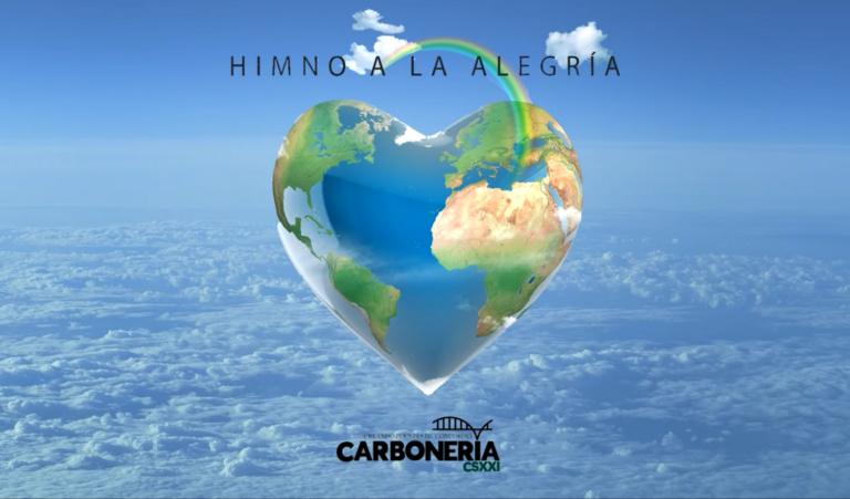 Más de 40 artistas se unen para reinterpretar el 'Himno a la Alegría'