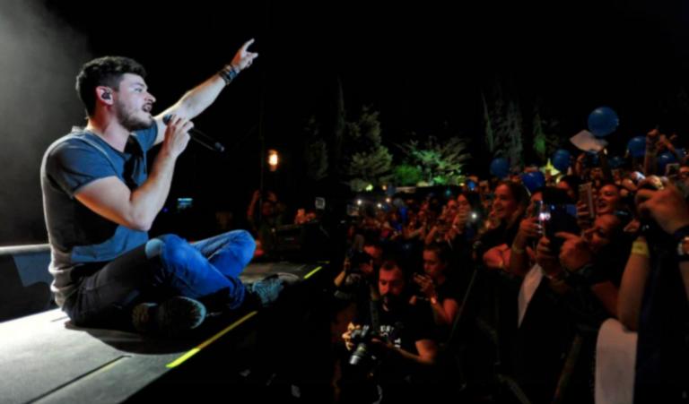 El concierto #CepedaSeQuedaEnCasa, todo un éxito en redes sociales