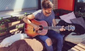 Diego Cartón comienza la grabación de su nuevo disco