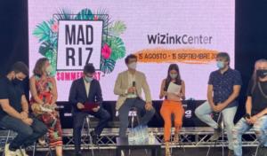 El Wizink Center de Madrid vuelve abrir sus puertas este verano