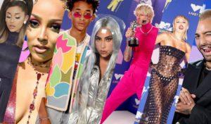 Los looks de la alfombra roja de los VMA's 2020: a la altura de unos premios 'diferentes'