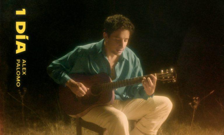 '1 día', el nuevo sencillo de Alex Palomo que no podrás dejar de escuchar