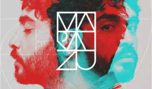 foto de la prtada del nuevo single de Jorge Marazu: Instinto