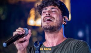 Revive el concierto de Cepeda en La Santa Market en imágenes