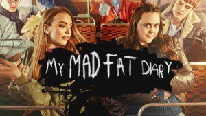 'My Mad Fat Diary' y los temas (necesarios) que trata