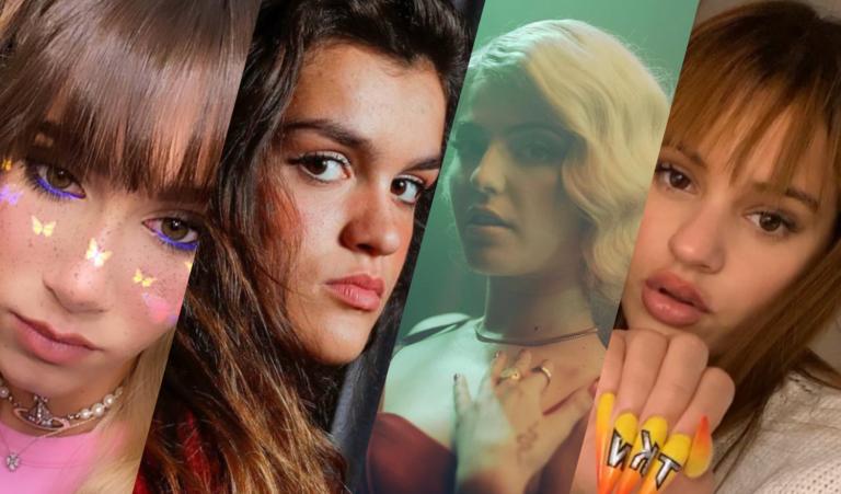 Aitana, Amaia, Alba Reche y Rosalía, las protagonistas en las nominaciones de los Latin Grammys