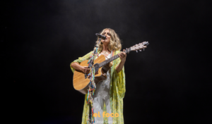 Sofía Ellar emociona en el 'Madriz Summer Fest'