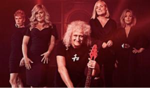 WOMAN y Brian May juntos en una nueva versión de 'I'm A Woman'