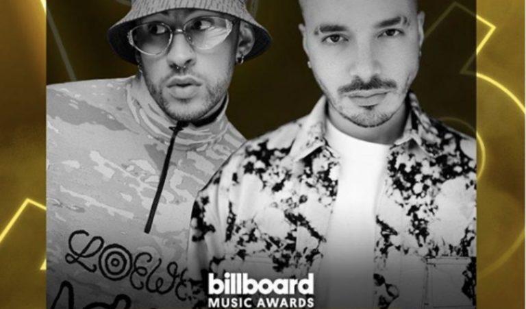 J Balvin gana premio a Mejor Álbum Latino con 'Oasis' junto con Bad Bunny